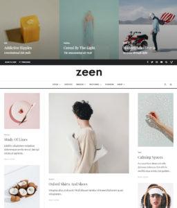 Zeen-magazine-WordPress-Gutenberg-theme